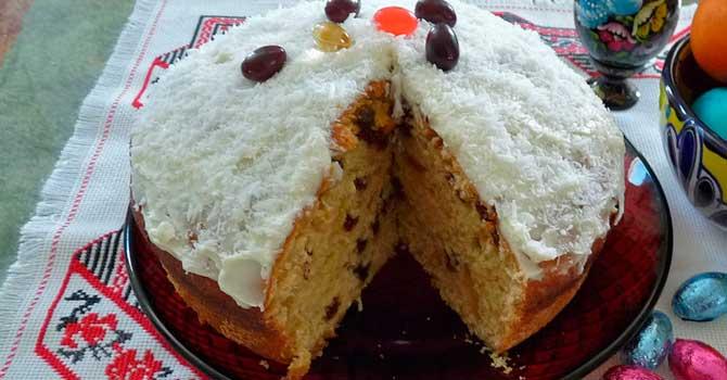 torta de pasas